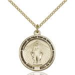 14kt Gold Filled Miraculous Medal