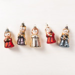 5pc Glass Nativity Pageant Ornaments thumbnail 2