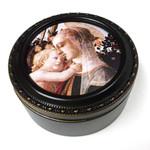 Botticelli Madonna & Child Keepsake Box