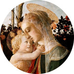 Botticelli Madonna & Child Keepsake Box