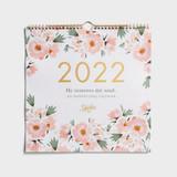 2022 He Restores My Soul Wall Calendar