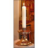 Purissima Plain End Altar Candles