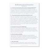Examination of Conscience Card Pack