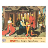 Masters Series Adoration of the Magii 1000 Piece Puzzle