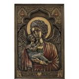 Guardian Angel Plaque 9''