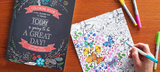 The Surprising Delightfulness of Adult Coloring Books