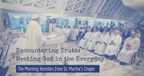 New Book: Encountering Truth - 186 of Pope Francis' Best Daily Homilies