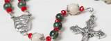 The Incredible Historical & Biblical Symbolism of the Jasper Christmas Rosary