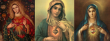 What Mary's Perfect, Immaculate Heart Means For Her Imperfect Children