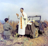Fr. Kapaun, Korean War Army Chaplain, Receives Medal of Honor