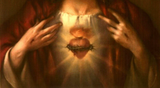 Special Edition Friday Freebie: Sacred Heart of Jesus Framed Print