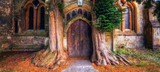 Is This the Inspiration for J.R.R. Tolkien's Doors of Durin in The Lord of the Rings?