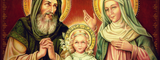 A Prayer to St. Joachim & St. Anne, Parents of the Immaculate Conception