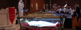 VIDEO: St. Maria Goretti's Relics Venerated by Thousands in Charlotte