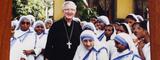 Interview: Meet the Bishop Mother Teresa Called Her Spiritual Father & Spiritual Son