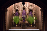 A Lenten Tradition: Veiling the Cross for Passiontide