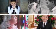 We Have Our Winners! 8th Annual First Communion Photo Contest Results