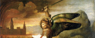 The Battle Cry of St. Michael the Archangel