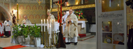 Eucharistic Miracle in Poland Tested & Confirmed by Bishop
