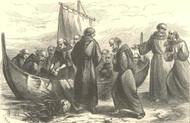 The Inspiring Prayer of St. Brendan the Navigator, Irish Patron of Sailors