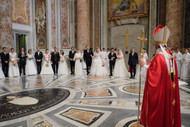 3 Secrets to a Successful Marriage by Pope Francis