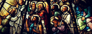 The Church Triumphant! November 1st, the Solemnity of All Saints