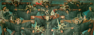 The Heroic Death of St. Paul Miki & Companions: the First Japanese Martyrs