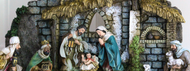The Story of St. Francis of Assisi and the First Nativity Scene, as told by St. Bonaventure