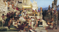 Honoring the First Christian Martyrs of the Church at Rome