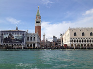 The Day I Met St. Mark in Venice:  A Latina's True Fairy Story