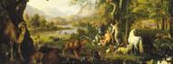 Saints Adam, Eve, and the Christmas Tree
