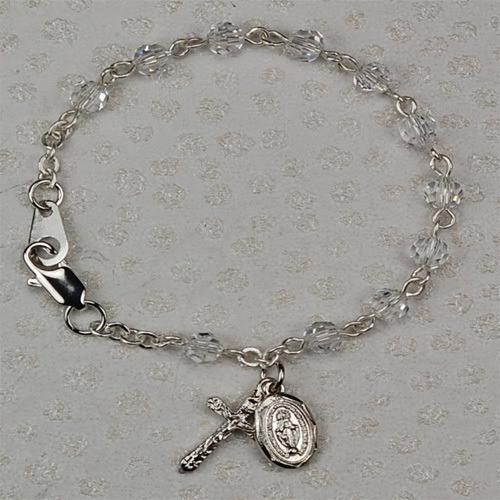 Crystal Baby Bracelet