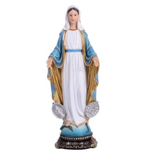 """Miraculous Mary Statue 5"""""""