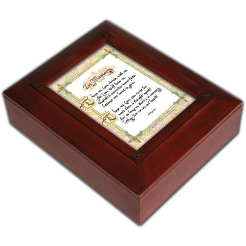 In Memory Remembrance Box