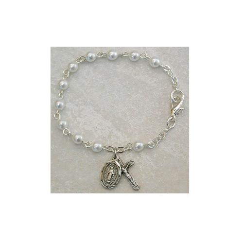 Deluxe Pearl Baby Bracelet