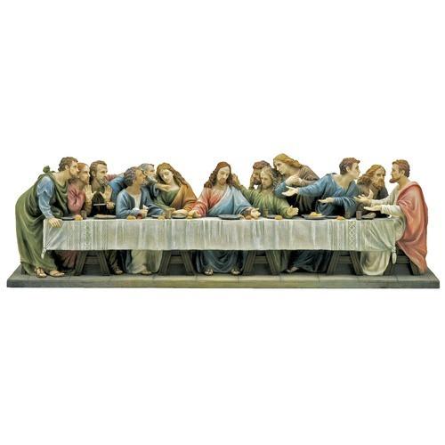 Last Supper Statue 8''