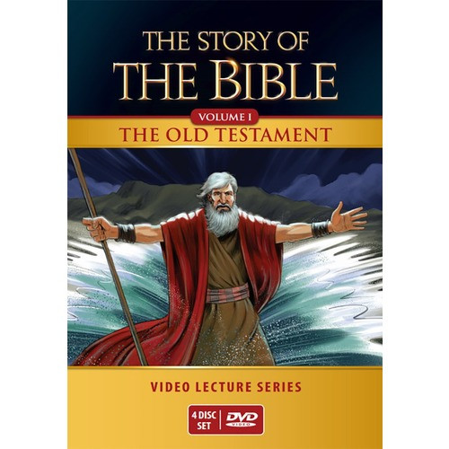 The Story of the Bible: Vol. I - The Old Testament [DVD]