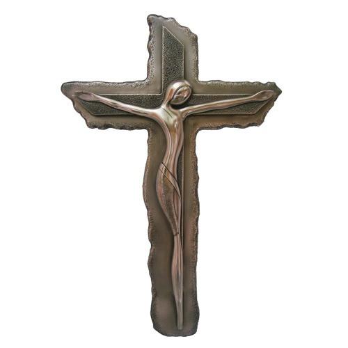 Genesis Modern Crucifix 8''