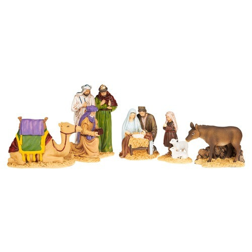 I Believe 5pc Nativity Set