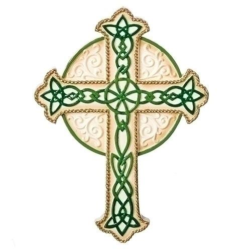 Celtic Knot Wall Cross