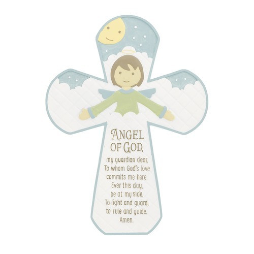 Angel of God Cross