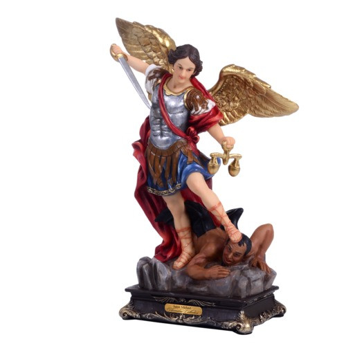 "St. Michael Statue 8"""