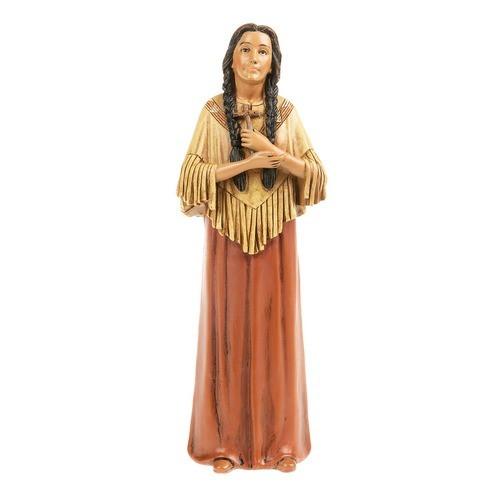 Saint Kateri Figurine