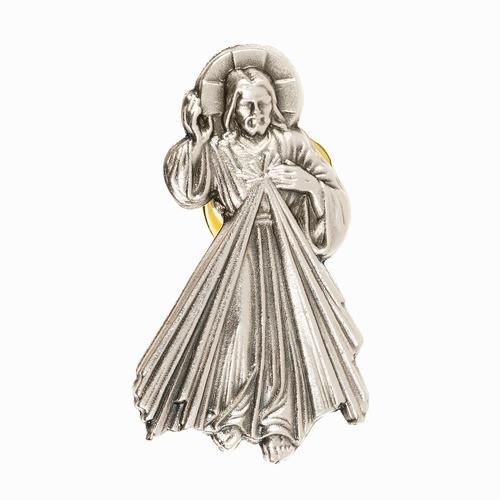 Divine Mercy Lapel Pin