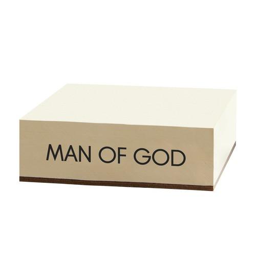 Man Of God Paper - Desk Accessory