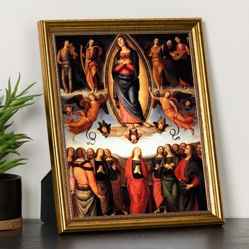 Assumption of the Virgin Framed Print