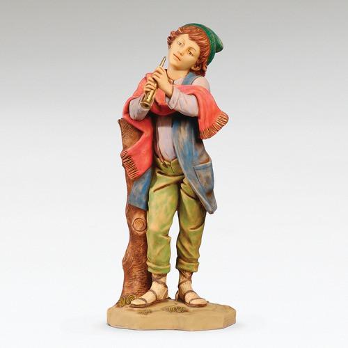 "Fontanini Daniel with Flute Figure 27"" Scale"