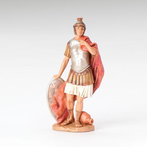 "Fontanini Marcus Soldier Nativity Figure 12"" Scale"