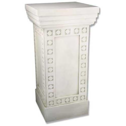"""Diamond Pedestal 40""""H - Church Furniture"""