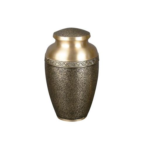 Memorial Urn - Copper/Brass